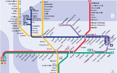 Guía práctica de Valencia: transporte