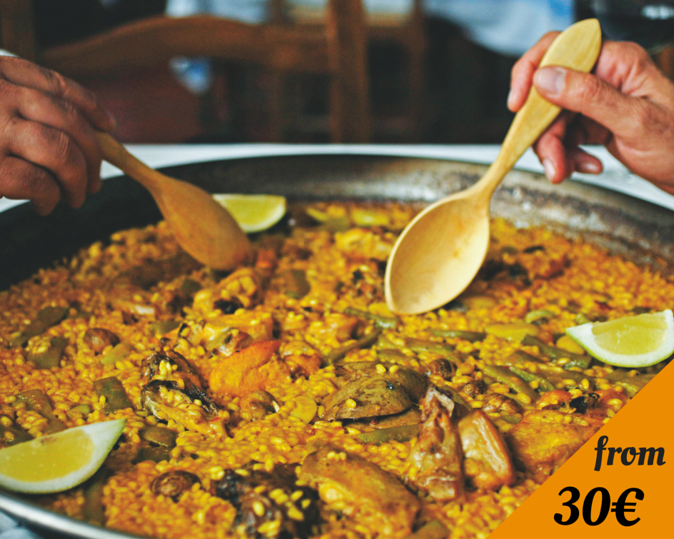Paella Cooking - Gastro Tours