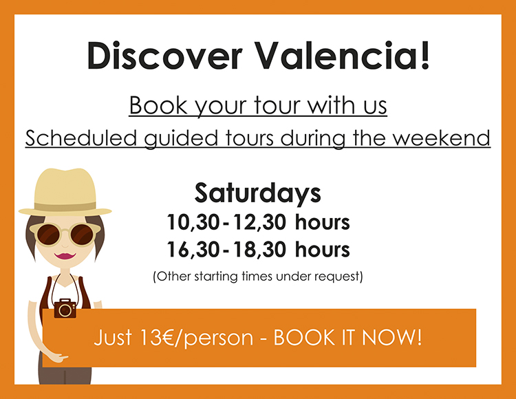 guided tours Valencia