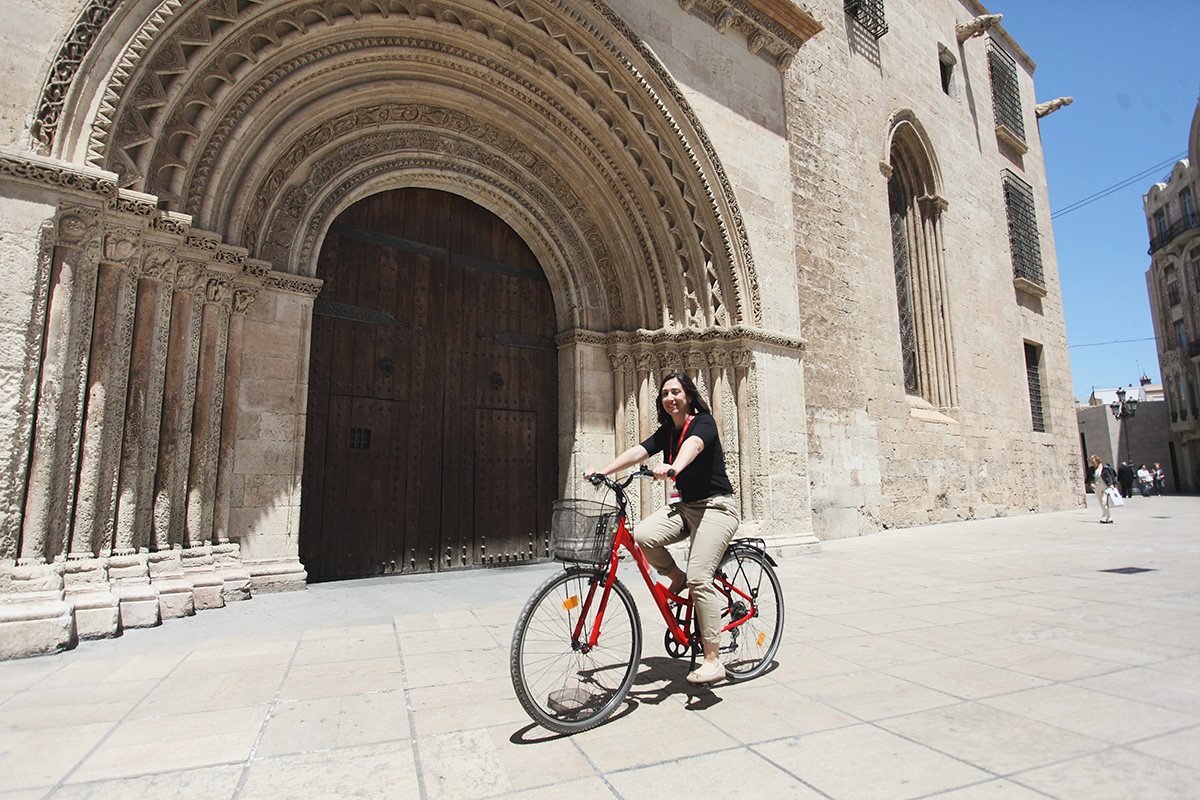 Visitas guiadas Valencia en bicicleta