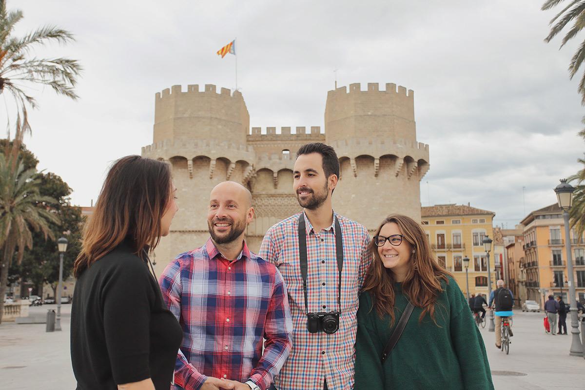 Visitas guiadas en Valencia